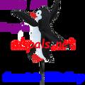 """21855 Penguin 17""""    Whirligig (21855)"""