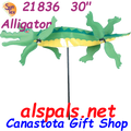 "21836  Alligator 30"" , Whirligig (21836)"