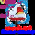 "21818  Sailboat & Dolphins 18"" , Whirligig (21818)"