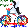 "26726  Penguin 30""   Bicycle Spinners (26726)"