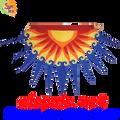 53216  Progressive Banner - Sun Burst ( Blue ) (53216)