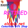 53207  Progressive Banner - Rainbow Leviathan (53207)