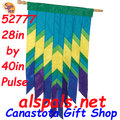 52777 Feather Banner - Pulse (52777)