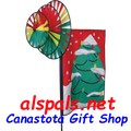 Christmas Tree: Triple Spin Banner (25829)