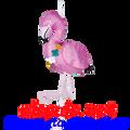 Flamingo (Fiona) : Nutty Buddies (78559)