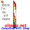 25519  Fiesta Feather Banners (25519)