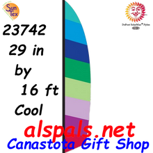 23742  Cool ( SolarMax ) Feather Banner (23742)