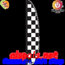 23744 Checker ( SolarMax ) Feather Banner (23744)