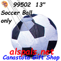 "99502  13"" Soccer Ball only (99502)"