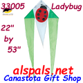 33005  Delta Mini-Tail Ladybug : Fun Flyer (33005)