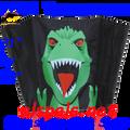 "17371  Sleds & Parafoils ""Tyrannosaurus "" : Fun Flyer (17371)"