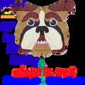"""17344  Animal """"Bulldog """" : Fun Flyer (17344)"""