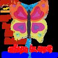 "17343  Animal ""Rainbow Butterfly"" : Fun Flyer (17343)"