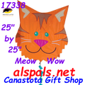 "17338  Animal ""Meow Wow "" : Fun Flyer (17338)"