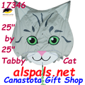 "17346  Animal ""Tabby Cat "" : Fun Flyer (17346)"