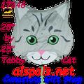 """17346  Animal """"Tabby Cat """" : Fun Flyer (17346)"""