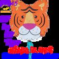 """17345 Animal """"Tiger """" : Fun Flyer (17345)"""