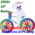 "25991 Bunny 30""   Bicycle Spinners (25991)"