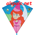 "Princess Penelope : 30"" Diamonds (15348) Kite"