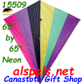 "15509  Neon: Diamond 65"" Diamonds Kites by Premier (15509)"