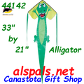 44142  Alligator: Easy Flyer Kites by Premier (44142)