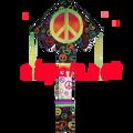 Gradiant Peace : Large Easy Flyer (44167) Kite