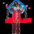 Captain Barkley : Large Easy Flyer (44121) Kite