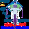 44112  Horse ( Super Sprinkes ): Large Easy Flyer Kites by Premier (44112)