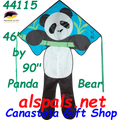44115  Panda Bear: Large Easy Flyer Kites by Premier (44115)