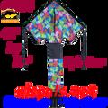44104   Splatter: Large Easy Flyer Kites by Premier (44204)