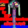 44292   Parrot ( 5 O'clock Somewhere ): Jumbo Easy Flyer by Premier (44292)
