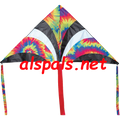 Tie Dye Fountain: Delta X Kites by Premier