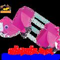 11141  Pig : Animal (11141) Kite