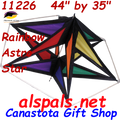 11226  Rainbow : Astro Star (11226) KITE