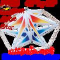 Gradient: Astro Star Box Kite by Premier
