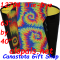 12704  Tie Dye: Power Sled Kite 14 by Premier (12704)