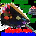 12035  Rainbow Tecmo : Parafoils 5 (12035)
