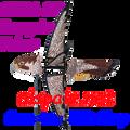 "25016  Peregrine Falcon 23""    Bird Spinners (25016)"