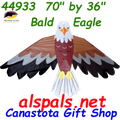 4933  Eagle ( Bald ) : Bird (44933)