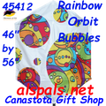 Orbit ( Rainbow Bubbles )          :  Rokkakus