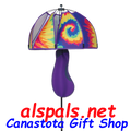Tie-Dye : Magical Mushrooms