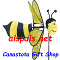 "Bee 24""   Bug Spinners (25923)"