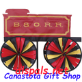 "B&O Tender 20"" :Train Spinners (25932)"
