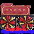 "B&O Tender 20"" :Train Spinners (25932)"