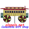 "B&O Passenger 34"" : Train Spinner (25933)"