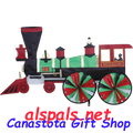 "B&O Steam Engine 38"" : Train Spinner (25931)"