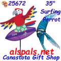 25672  Surfing Parrot Party Animal (25672)