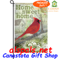 Home Sweet Home Garden Flag by PremierSoft (56143)