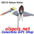 """25173 Pelican 19.5"""": Petite Wind Spinner (25173)"""