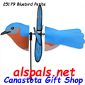 "25179 Bluebird 19.5"": Petite Wind Spinner (25179)"